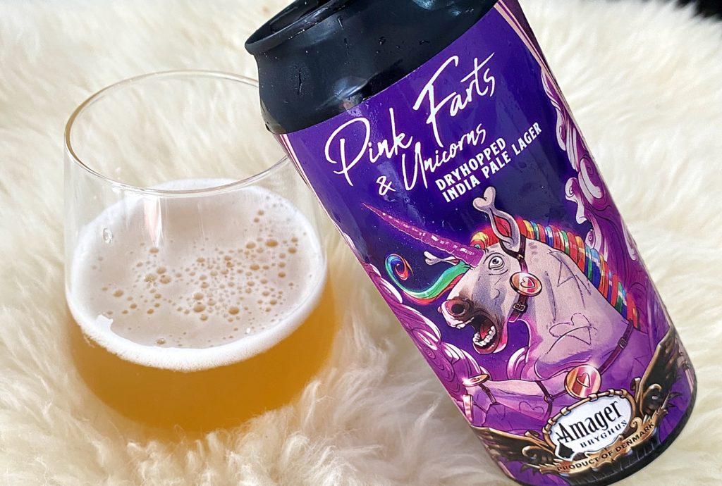 Pink Farts & Unicorns – Beer Tasting 🇩🇰